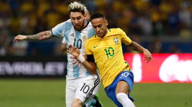 Brazil to face Argentina in October