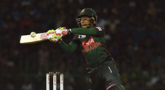 Bangladesh thrash Sri Lanka after Mushfiqur Rahim