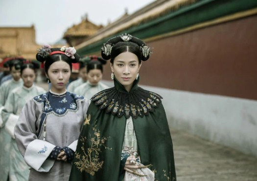 A Chinese girl watched 'Story of Yanxi Palace' for straight 7 days