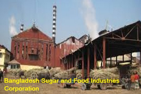 Bangladesh Sugar and Food Industries Corporation Job